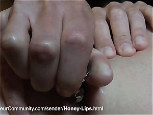 luxurious honey gets torn up in her super-naughty fuckholes
