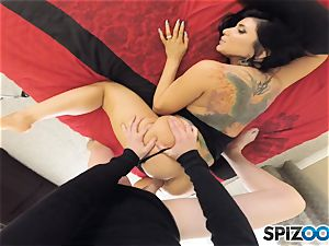 point of view fashion coochie hammered Romi Rain