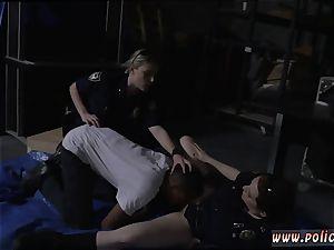 Step blowage Cheater caught doing misdemeanor break in