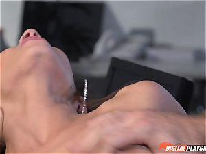 Madison Ivy has her perky pussy speared