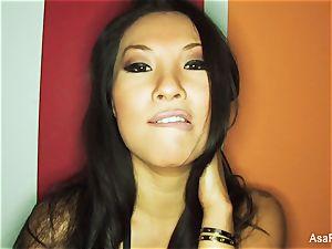 ass-fuck with Toni Ribas and Asa Akira