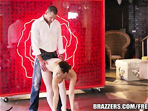 Brazzers - Aleska Diamond - ballsack Deep in the Ballerina