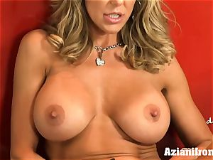 torn up Brandi enjoy unclothes and jerks