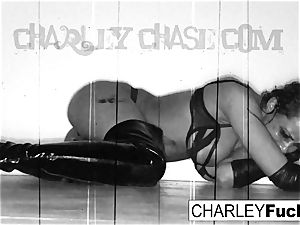 Charley is just asking to be flagellated