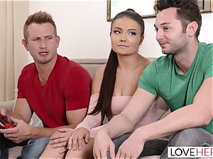 LoveHerFeet - naughty Adria Rae Is A cheating fuck-fest princess