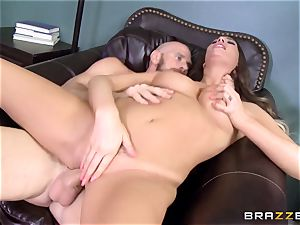 delightful August Ames gets torn up by the dean