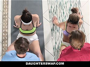 DaughterSwap - super-hot daughters-in-law Get opened up