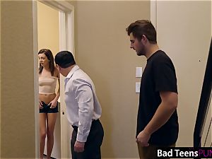 promiscuous sis punish plowed For Messing With StepBro S5:E9