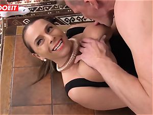 LETSDOEIT - Mature wife collective By hubby With Neighbor