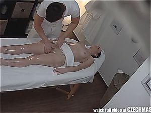 Czech amateur female gets her twat rubbed