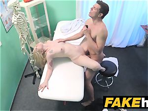 faux clinic Fit blondie bj's manstick