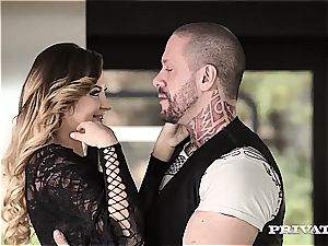 bubble bootie Anna Polina Gets penetrated rock-hard