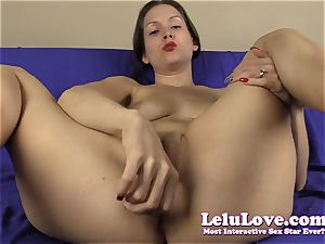 pov frigging my puss for you with jerkoff command