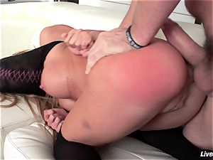 LiveGonzo Amy Brooke In love With ass-fuck activity