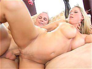 Devon Lee honey getting mans glue split in her throat
