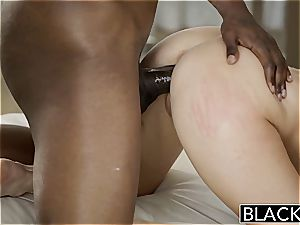 Cadence Lux addicted to thick black man meat