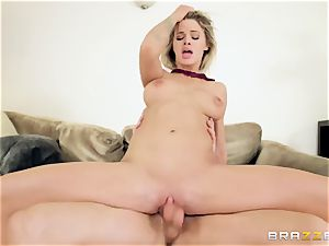 youthful emo pulverizes his neighbor's marvelous daughter-in-law Jessa Rhodes