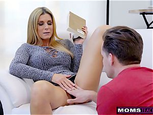 cuckold wife Plays With StepSons meaty chisel S7:E10