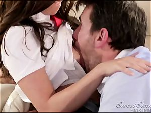 students' Pranks. Part trio insatiable Casey Calvert and her professor