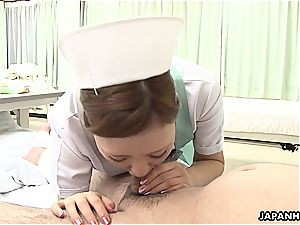 asian nurse revives his manhood