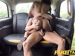 faux cab swift fucking and internal cumshot for peachy donk