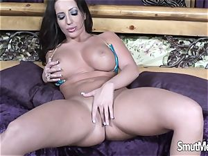 super-steamy Blooded milf Blows and pounds a big cock