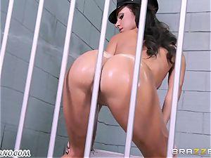 Anikka Albrite, Jada Stevens - anal invasion dual grief in prison