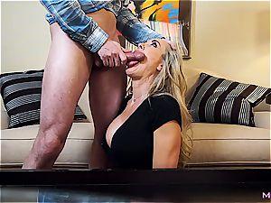 Brandi enjoy luvs to be horny