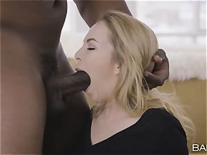 Angel Smalls gobbles up that enormous bbc