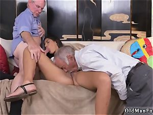 ultra-kinky older milf and dude gets blowage first time Going South Of The Border