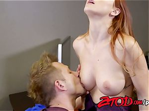 ZTOD - Karlie Montana Wants Her employees meatpipe