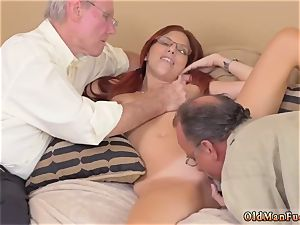 Money talks bartender suck off and rides huge white trunk hardcore Frannkie And The group Take a