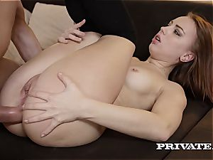 naughty college slut Kira gets smacked and penetrated by her tutor