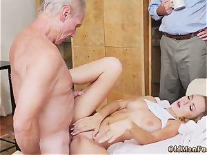 milky stud Molly Earns Her Keep