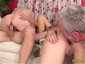 Mature sex with The best senior stunners