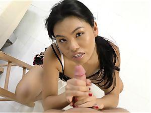 nice chinese Cindy Starfall Tugjob
